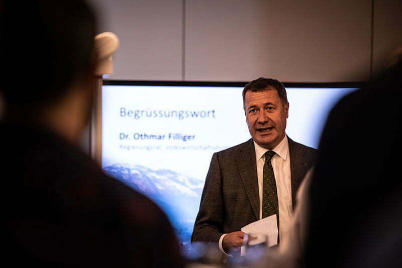 IT Unternehmen Neuer Standort Buochs, Othmar Filiger