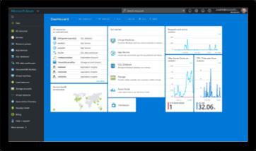 Azure Header Bild, Cloud Services, Cloud Lösungen