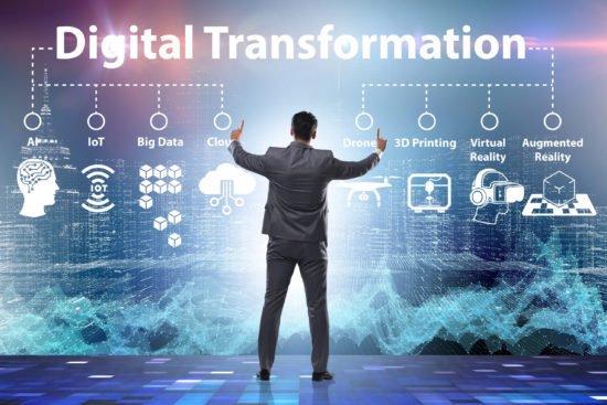 Digitalisierung KMU, KMU Digitalisierung