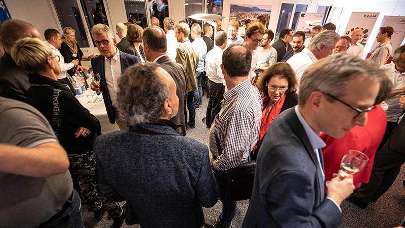 Eroeffnung Standort Buochs, IT Unternehmen für Digitalisierung und Cloud Lösungen