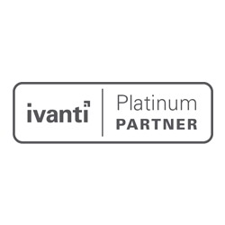 Logo Ivanti-Platinum, Partner in Digitalisierung & Cloud Lösungen