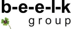 Logo beelk group, IT Unternehmen für Digitalisierung und Cloud Lösungen
