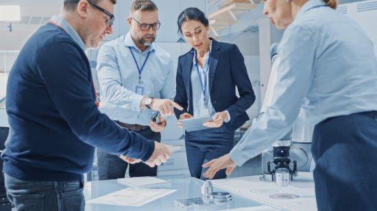 Digitaler Arbeitsplatz, Kommunikation & Zusammenarbeit