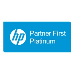 Logo HP Partner in Digitalisierung & Cloud Lösungen