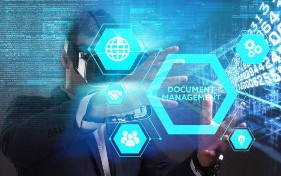 Dokumenten Management, DMS, Rechnungen scannen