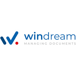 Logo windream, Partner in Digitalisierung & Cloud Lösungen