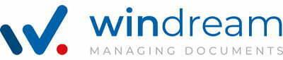 Windream Logo, Dokumenten Management, DMS, Archivierung, ECM